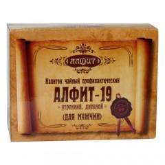 "ЧН ""Алфит-19"" для мужчин"