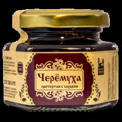 Черёмуха протертая с сахаром 110 г Сибирский Знахарь шт