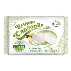 Зефир «Умные сладости» ванильный,  со стевией 150г