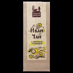 Иван-чай с лимоном и имбирём 50 г Сибирский Знахарь  шт