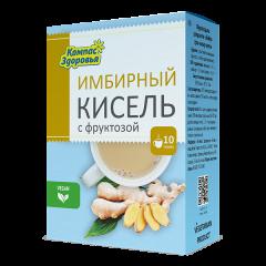 """Кисель """"Имбирный"""" с фруктозой 150 г"""