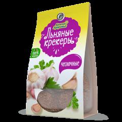 Крекеры льняные с черникой 50 г