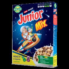 """Завтраки сухие """"JUNIOR MIX"""" злаковый микс 200 г"""