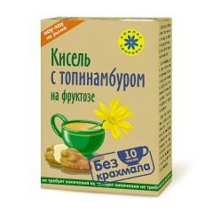 """Кисель """"Топинамбур"""" с фруктозой 150 г"""