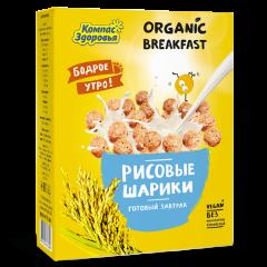 "Завтраки сухие ""Рисовые шарики"" 100 г"