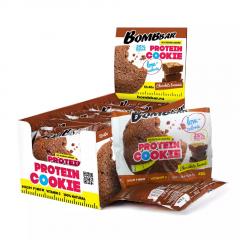 BOMBBAR протеиновое печенье 40 гр (шоколадный брауни) шт