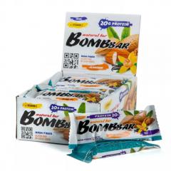 BOMBBAR протеиновый батончик 60 гр (миндаль) шт
