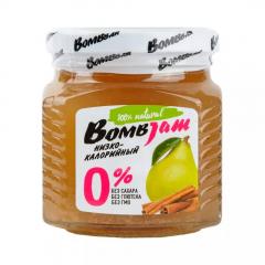 BOMBBAR джем 250 гр. (груша-корица) шт