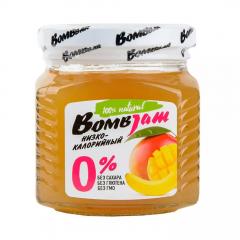 BOMBBAR джем 250 гр. (манго-банан) шт