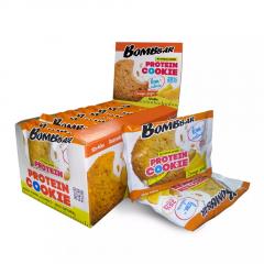 BOMBBAR протеиновое печенье 40 гр (апельсин-имбирь) шт