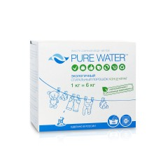 Стиральный порошок Pure Water (1кг)